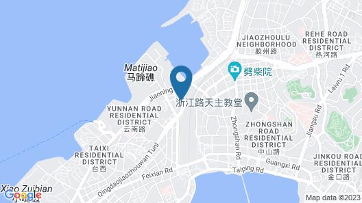 Aizunke Hotel Map