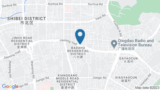 ibis Qingdao Ningxia Map