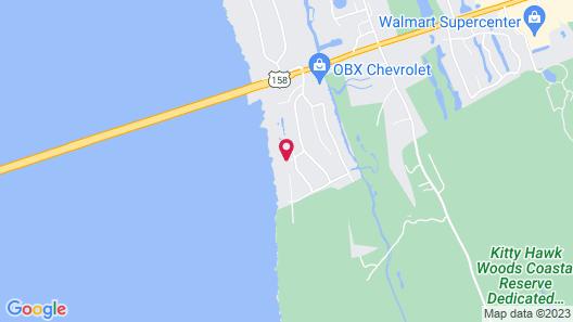 Cypress Moon Inn Map