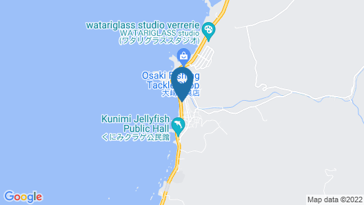 Hotel Kappo Ishimaru Map