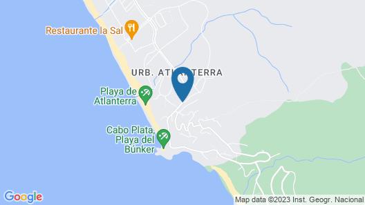 Hotel El Cortijo De Zahara Map