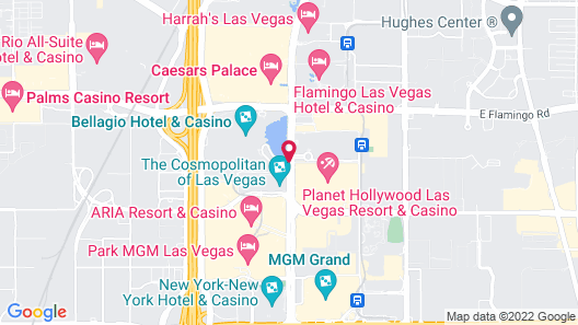 Bellagio Map