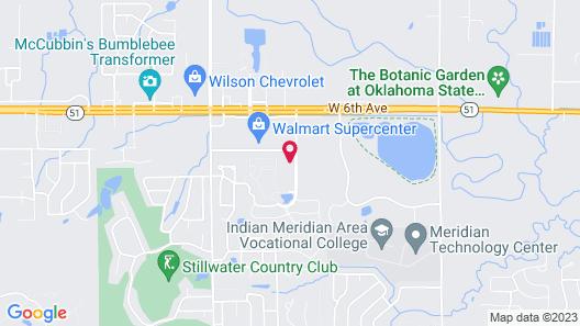 Residence Inn by Marriott Stillwater Map