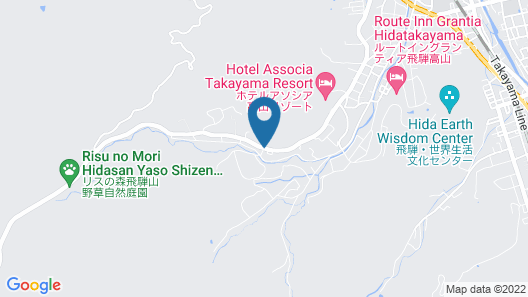 Shohakuen Map