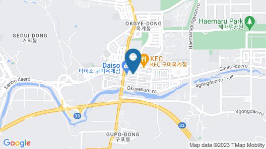 Gumi Okgye Well Time Map