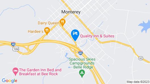 Bethel Inn & Suites Map