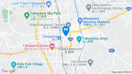 eph TAKAYAMA Map