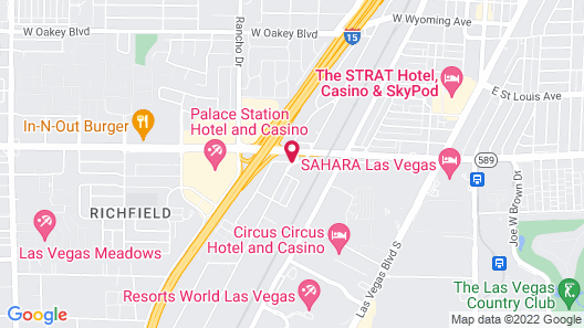 Artisan Hotel Boutique - Adults Only Map