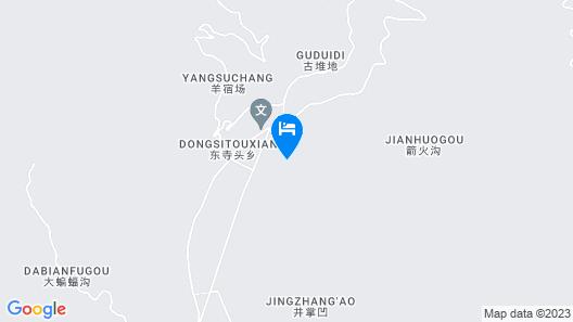 Pingshun Fuya Fengqing Hotel Map