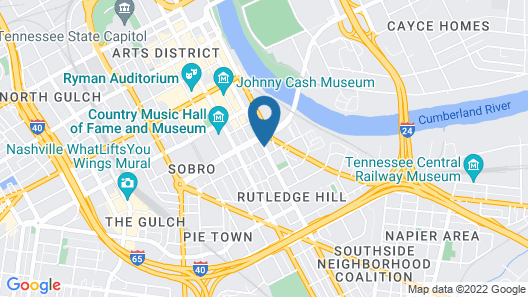 Bode Nashville Map