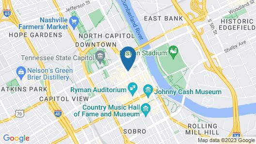 Bobby Hotel Map