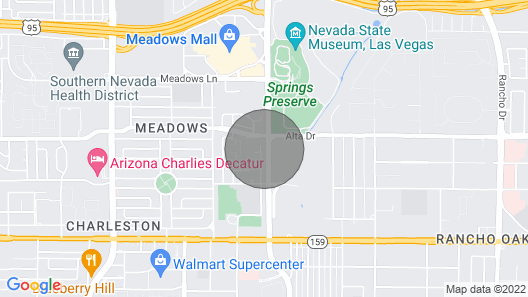 MODERN COZY HOME   Enjoy Vegas   Monthly Rental Map