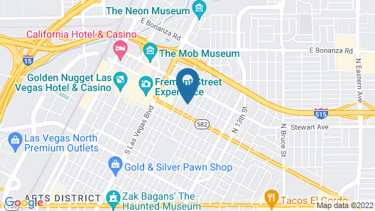 Downtowner Map