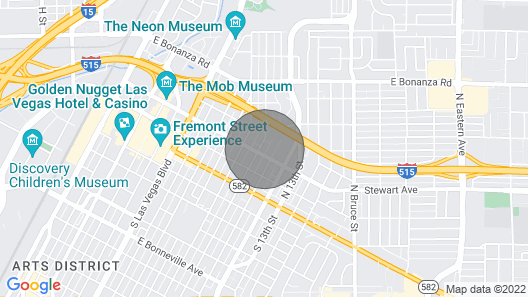 Beautiful Baby Bungalow B by Fremont Experience Map