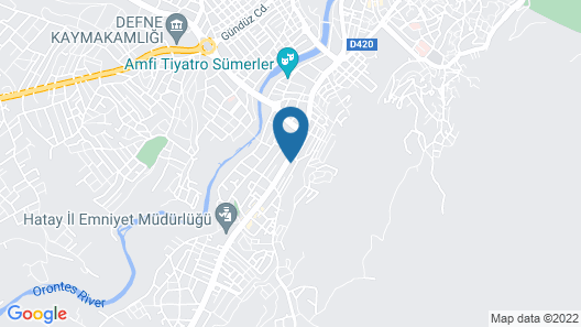 Saadet Grand Boutique & Business Hotel Map