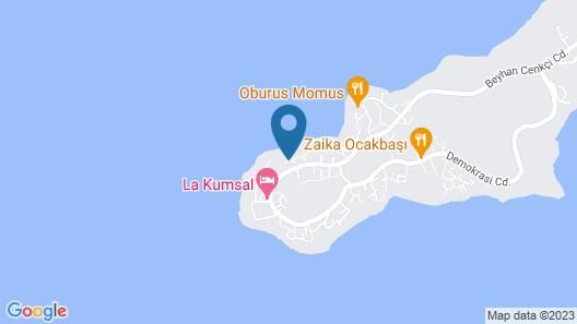 Deniz Feneri Lighthouse Map