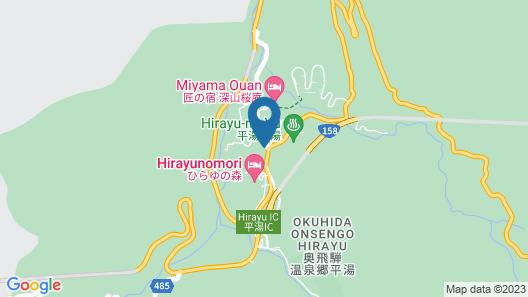 Yuka Sanzouan Map