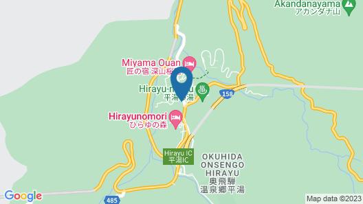 Oyado Eitaro Map