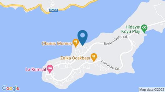 Hotel Club Barbarossa Map