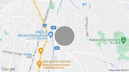 Lbase El Base / Matsumoto Nagano Map