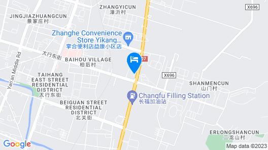 Ji Hotel Map