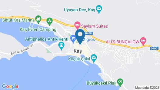 Liya Hotel Map