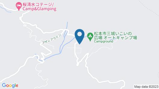 Sakura Shimizu Cottage Map