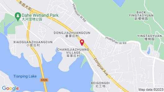 Shengjing Yiju Boutique Apartment 1st Map