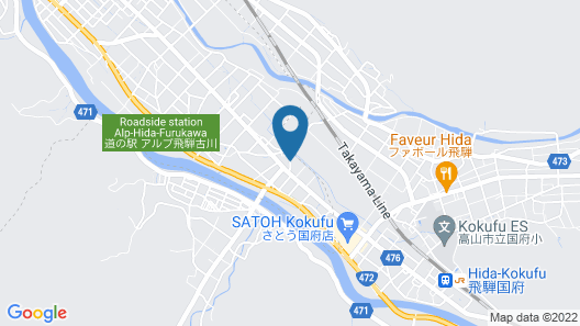 Guesthouse Iori Map