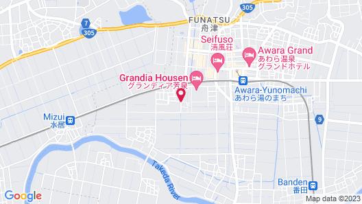 Seiryukaku Map