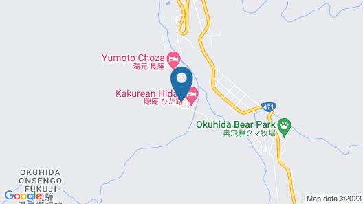 ONYADO HISUI Map