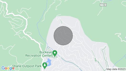 Beech Mountain Cabin w/ 180° Views - Near Hiking! Map