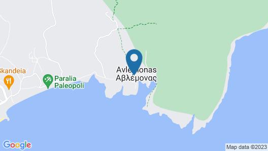 Anastasia Studios Map