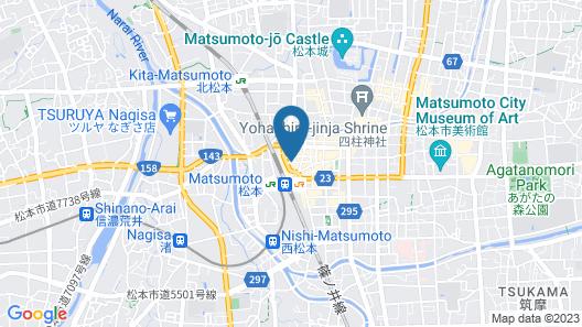 Hotel Mor-schein Map