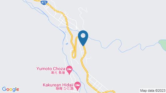 Fiore Hirayu - M.K. High School Lodging Map