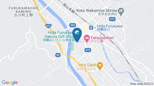 Busuitei Map
