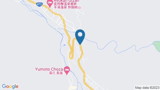 Hina no Yakata Matsunoi Map