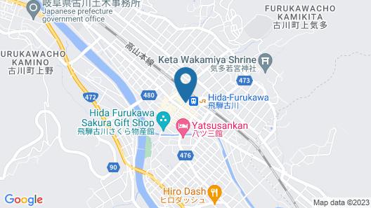 Yamanami Map