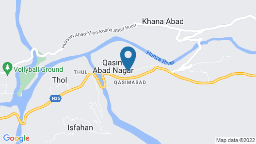 Al Qaim Guest House Map