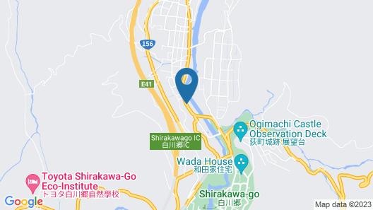 Shirakawago Terrace Map