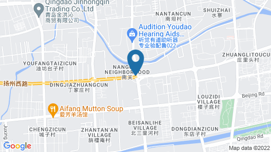 Celebrity Star Hotel Map