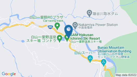 Sanrokusou Map