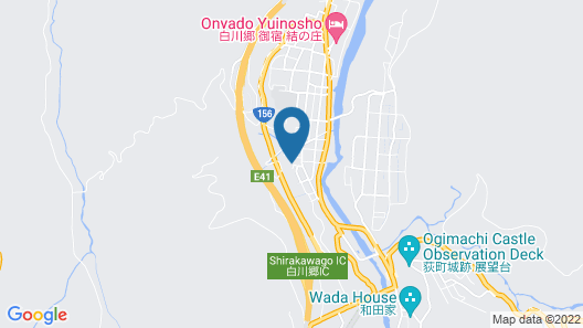 Shirakawago Guest House KEI - Hostel Map