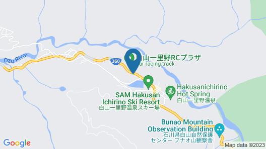 Guesthouse UNILA - Hostel Map