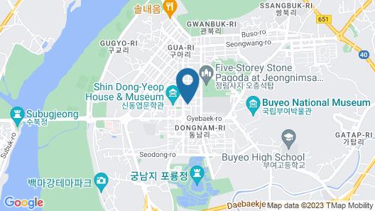 Healinghouse Peakjang Map