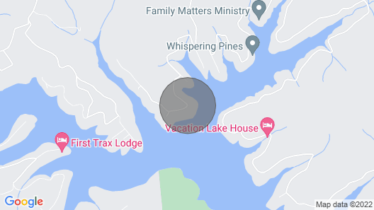 Petermannvilleusa Norris Lake, TN Map