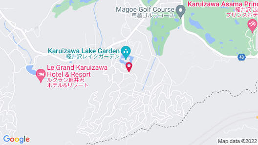 Agili Karuizawa Map