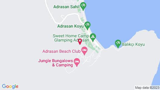 Yonca Butik Hotel Map