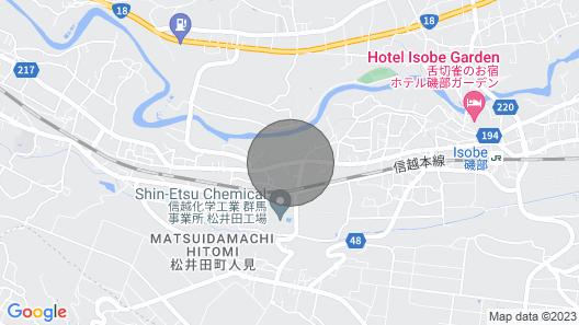 True R&R at Elegant Villa, Mitsuba House Map