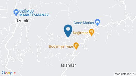 Villa Sahra Map